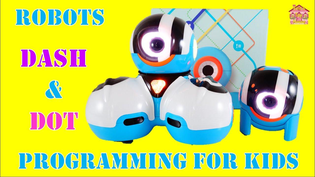 Robot Review: Making Wonder With Dash and Dot - GeekDad