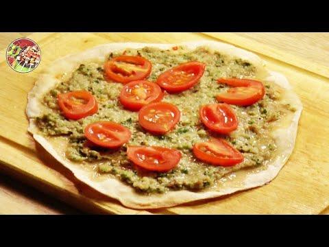 Ламаджо, армянская пицца..Просто, вкусно, недорого!