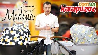 JUNAMA MADENA Limited Edition - видео обзор детской коляски от польского производителя TAKO