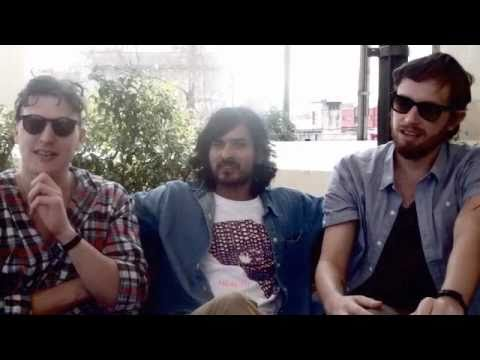 Interview with Yeasayer for the Weird Fishes