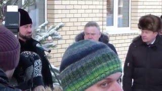 Открытие приюта при Свято Лазаревском женском монастыре в д  Гарёвка(, 2015-12-30T10:13:31.000Z)