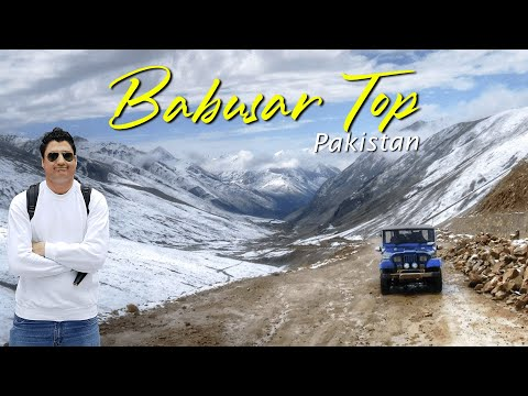 Babusar Top Naran Travel Vlog | Lulu Sar Lake Beauty in Pakistan