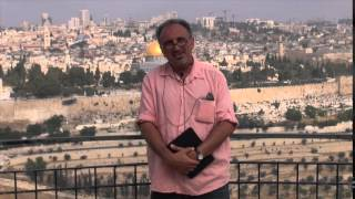 Mideast Prophecy Update At Mount Of Olives, Garden Tomb Communion; 2015 Israel Tour