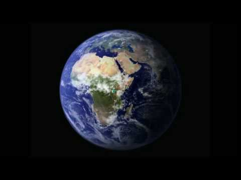 Rotating Blue Marble