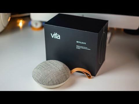 Vifa Reykjavik - Unboxing and first impressions...