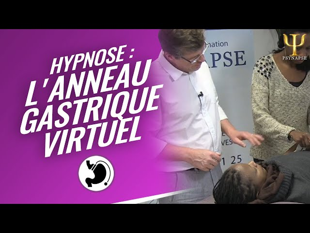 Formation Hypnose Psynapse : L'Anneau Gastrique Hypnotique.