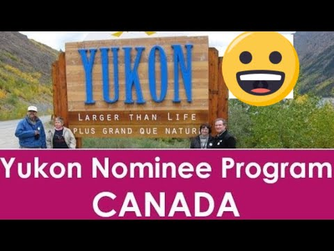 Yukon Nominee Program CANADA