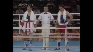 Mirko Puzovic VS Jerry Page - Summer Olympic Games 1984 Los Angeles