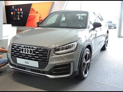 audi q2 s line 2018 interior exterior review youtube. Black Bedroom Furniture Sets. Home Design Ideas