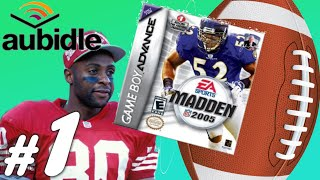 Madden NFL 2005 GBA - Sponsored by Aubidle! - PART 1