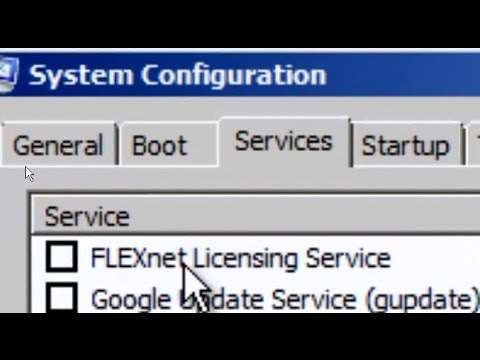 The security system softlock license manager is no functioning or is improperly installed
