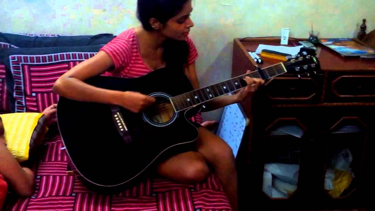 O O Jane Jana Guitar Youtube