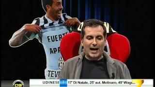 Video Gol Pertandingan Juventus vs Sassuolo