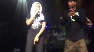 Method Man & Redman - Shimmy Shimmy Ya (ODB tribute) Live @ O2 Institute Birmingham