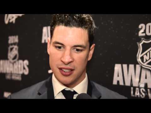 2014 Ted Lindsay Award - Sidney Crosby