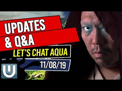 On Jacob's Aquarium tomorrow and some updates!