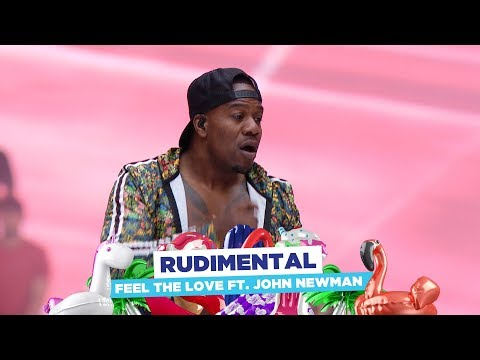 Rudimental - 'Feel The Love' (live At Capital's Summertime Ball 2018)