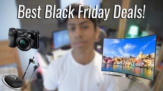 10 Best Black Friday Deals [Amazon 2016]