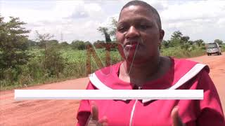 Residents petition Parliament on bad road