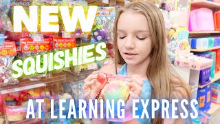 SQUISHY HUNTING AT LEARNING EXPRESS | Bryleigh Anne