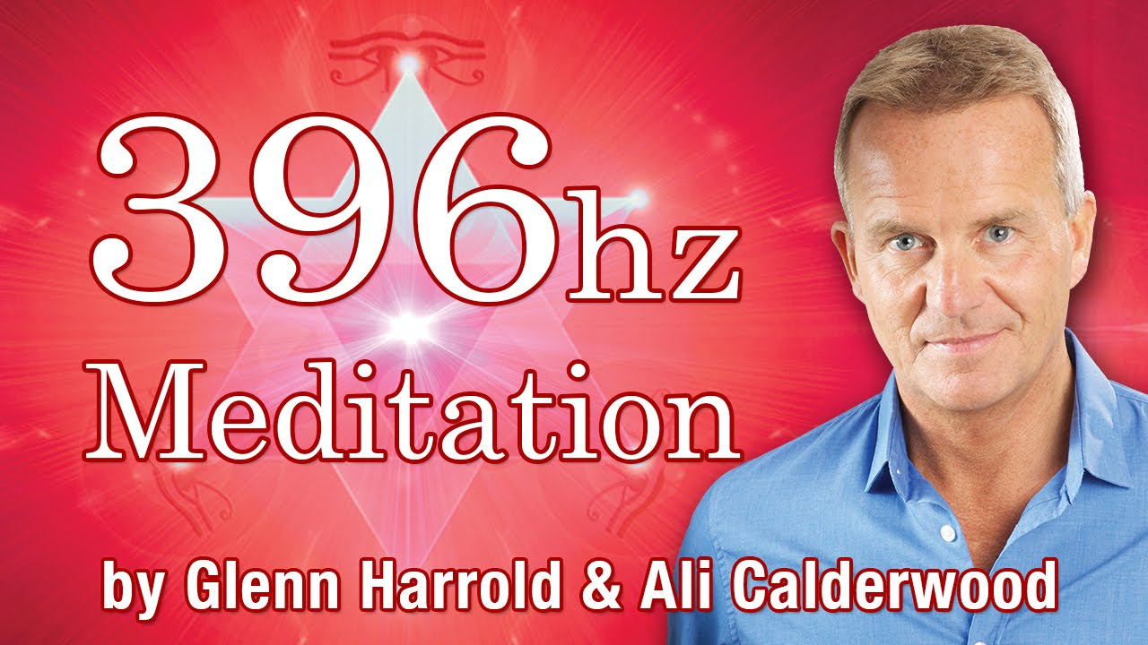 396Hz Solfeggio Sonic Meditation CD and MP3 Download for