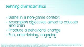 Game Based Learning In Nursing Orientation Presented By Mallory Antico