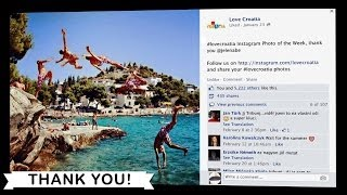 Thank You - 1 million Love Croatia Facebook fans