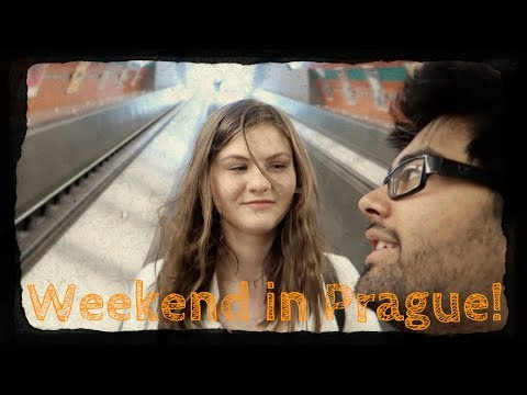 Prague Travel Vlog: Tips, Transport Tickets,  Restaurants and the Highway Vignette