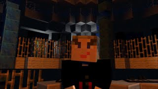 Repeat youtube video Dr Who Deep Breath Trailer - Minecraft