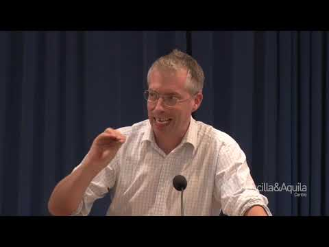 2017 P&A Conference: Prophecy now? - Peter Orr