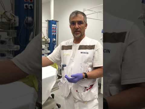 Réduction luxation Épaule sans douleur/ No Pain reducing dislocated shoulder create by dr. BENAOUMAR