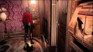 Resident Evil 6 - Ada Wong Campaign Chap 1, Raven (Bird) Puzzle Unedited HD Gameplay PS3