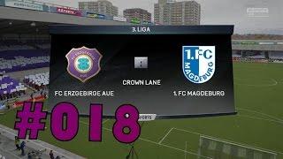 FC Erzgebirge Aue vs. 1. FC Magdeburg - Let's Play FIFA16 3.LIGA #018 [DE HD]