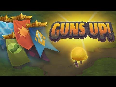 GUNS UP! - Our friend, cusman!