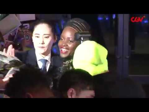 Black Panther | Korean Premiere