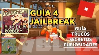 Jailbreak UPDATE - How to Steal Museum + Puzzle, Secrets and Cheats. Roblox English Tutorial Tutorial 4