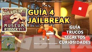 Jailbreak UPDATE - Wie man Museum + Puzzle, Geheimnisse und Cheats stehlen. Roblox Englisch Tutorial Tutorial 4