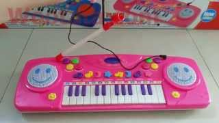 Harga Electronic Organ Mainan  Anak Terbaru