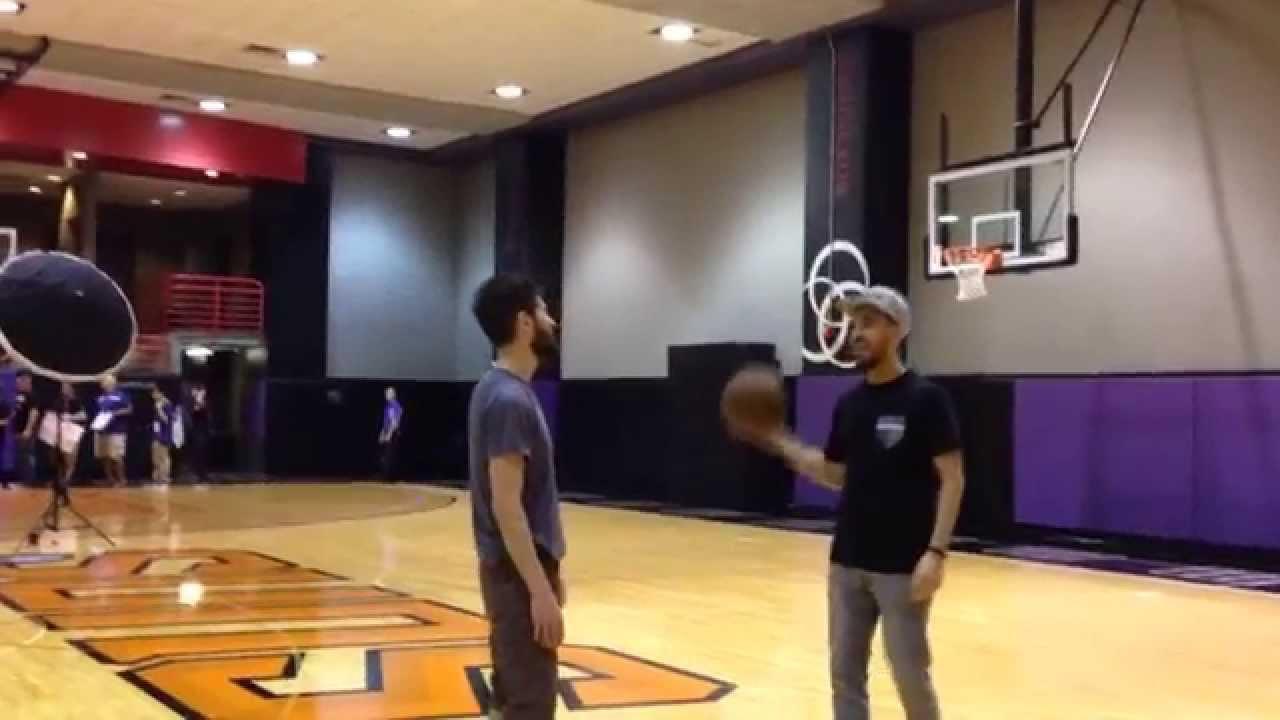 Basketball Q&A | Linkin Log #6 | Linkin Park