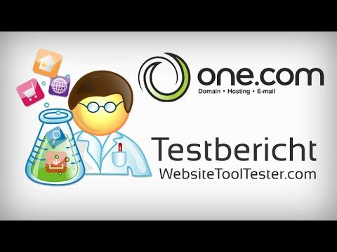 One.com Testbericht: Der günstige Website Editor auf dem Prüfstand