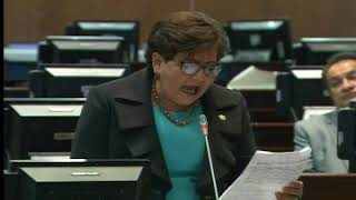 Teresa Benavides - Sesión 507 - #LeyCPCCS