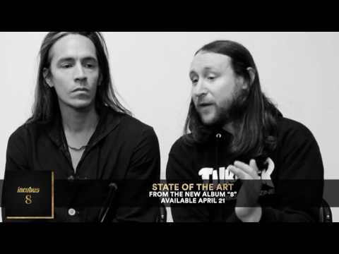 INCUBUS A conversation about 8 State Of The Art