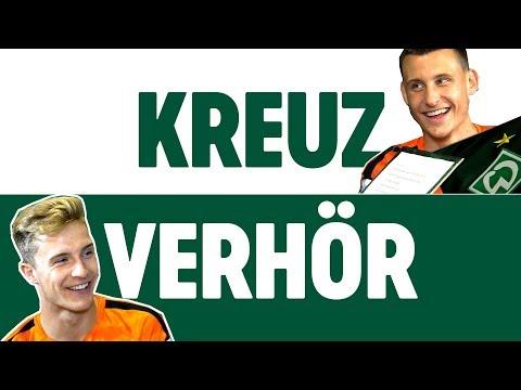 KREUZVERHÖR: Maximilian Eggestein & Johannes Eggestein | SV Werder Bremen