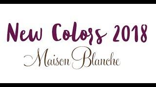 New Colors 2018