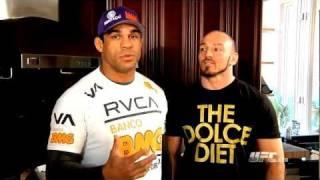 Vitor Belfort: Eating Healthy