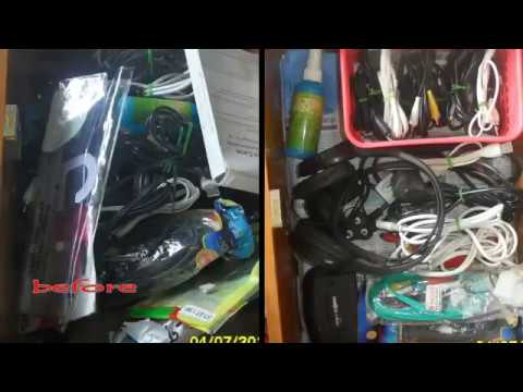 HOW TO ORGANIZE  WIRES/WIRES MANAGEMENT/WIRES MANAGEMENT TIPS,IDEAS,SYSTEM./simple living with shahp