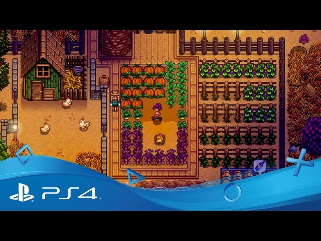 Stardew Valley | Announcement Trailer | PS4