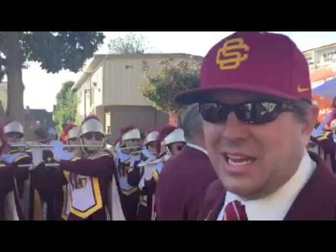 USC Band Rudely Mocks Cal Fans After Win
