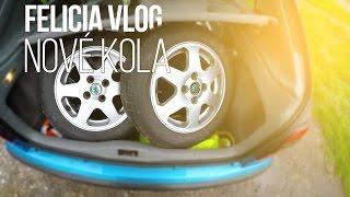 Felicia vlog 003   Nové kola [CZ/1440p/60FPS]
