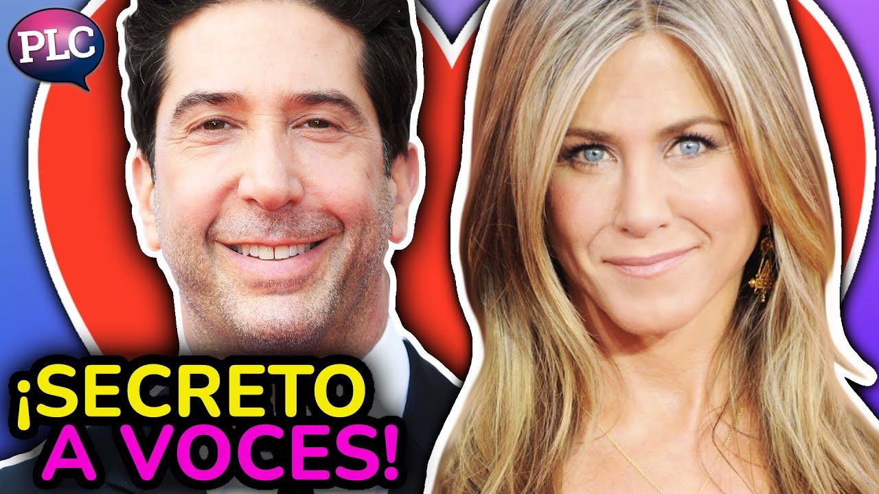 Jennifer Aniston David Schwimmer Y NO Brad Pitt, ¿su oportunidad para el amor?